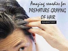 Graying of hair is not happy news for anyone, be it girls or guys. We must have wished so many times to have different color on our hair but grey hair, I am sure nobody wants. Gray hair is sign of …