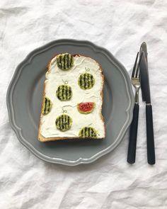 日本 IG 瘋傳!單片吐司的藝術,好吃又好看的「花樣吐司」 | 大人物 - 89901