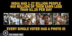 Voter ID — The Patriot Post