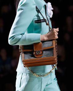 New Dauphine bag from Louis Vuitton! The Addams Family, It Bag, Emma Chamberlain, Jessica Biel, Chloe Grace Moretz, Le Corbusier, Justin Timberlake, Louis Vuitton, Magenta