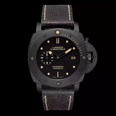 Panerai PAM 508 Luminor Submersible Ceremic
