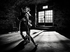 """El Tordo & The Dolls"" Photography: Christian Stummer, Concept: Christine Fekesa www.christianstummer.com The Selection, Concept, Christian, Dolls, Photography, Mockingjay, Puppet, Christians, Doll"