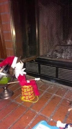 Ideas and Inspiration for The Elf on the Shelf ®