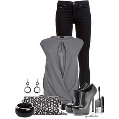 """New Year Night Out"" by cynthia335 on Polyvore"