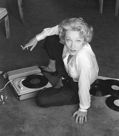 Марлен Дитрих, 1956