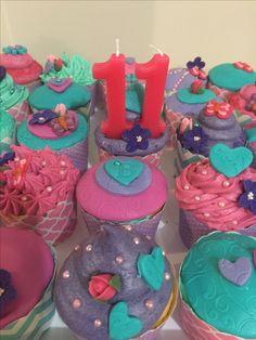 Billie's pretty cupcakes