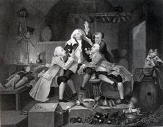 Charity in the Cellar print, 1973.560