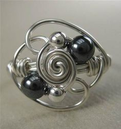 Wire Wrapped Rings - Bing Images