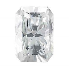 Cubic Zirconia 10285: Cubic Zirconia Loose Radiant Cz Stone Hand Inspected Premium Cz Usa Shipper BUY IT NOW ONLY: $30.5