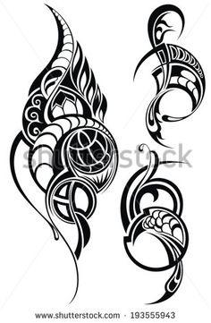 maori tattoos for men Tribal Back Tattoos, Tattoos Skull, Line Tattoos, Animal Tattoos, Buddha Tattoos, Geometric Tattoos, Arm Tattoos, Polynesian Tattoo Meanings, Polynesian Tattoo Designs