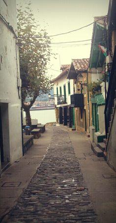 Basque Country, Bizkaia, Getxo, Old Harbour
