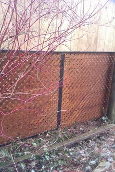 Chain Link Fence Privacy Ideas details about set of 6 plant pot holders for wire chain link