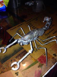 Simple scorpion