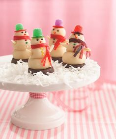 Google Image Result for http://rock-ur-party.tablespoon.com/files/2011/11/2011-11-27-RUP-easy-food-crafts-snowpeople-500w.jpg%3Feed705