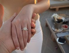 Proposing with a Leibish yellow diamond engagement ring Yellow Diamond Engagement Ring, Diamond Rings, Popular Articles, Rings Online, Fine Jewelry, Wedding Rings, Ruin, Luxury, Finger