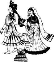 Wedding Symbols   Hindu Wedding Symbols   Wedding Clipart   Indian Wedding…