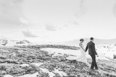 Colorado Loveland Pass Wedding 34