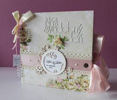 kavabb / Svadobný fotoalbum 30x30 Flower