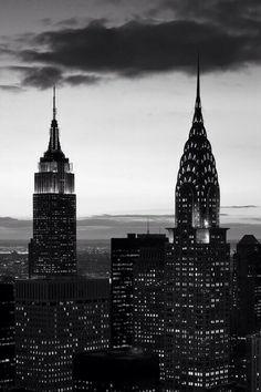 NYC - two giants
