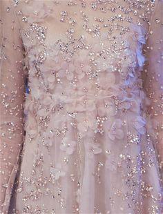 Elie Saab Haute Couture Spring 2014 Details