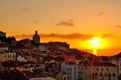 Sunrise in Alfama Photo by Selin Barbulescu — National Geographic Your Shot