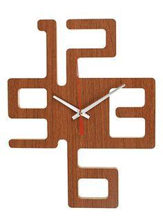 Dekoratif Duvar Saati - Ahşap Kare Saat | ALINACAKLAR | Pinterest | Saatler, Ahşap projeleri ve Ahşap işçiliği