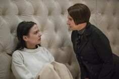 Vanessa + Dr. Seward | 'A Blade of Grass' | Penny Dreadful S3E4