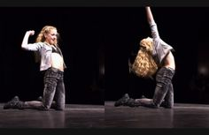 Chloe - I actually really loved this dance