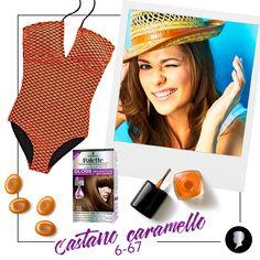 Quest'estate lasciatevi tentare da capelli più luminosi e pieni di riflessi.  #Testanera #haircolor #summer #estate #capellicastani #castano #caramello #tonosutono