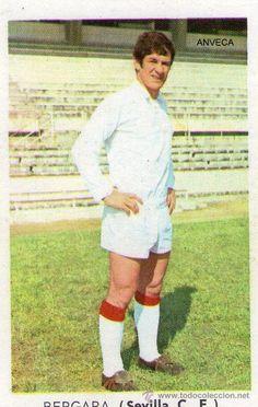 BERGARA (Sevilla C.F. - 1970) Ed. Fher