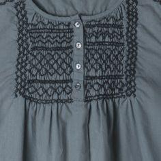 8f166622e606b スモッキング刺繍. もっと見る. ドレス サシャ - Bonpoint boutique