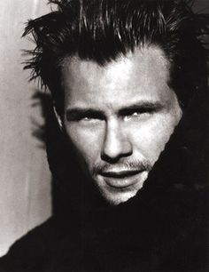 Christian Slater: - major crush on him when I was 13 ....now i have come to my senses...can't act