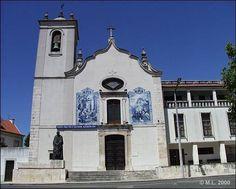 Igreja de Nossa Senhora da Apresentação - Aveiro Portugal
