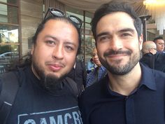 #Thisfunktional #TV: The #Exorcist #star #AlfonsoHerrera is always a pleasure to #Chat with. Herrera is collecting #Funds to help those #Affected by the two #Massive #Earthquakes which struck #Mexico. Please donate what you can at #http://ift.tt/2hsI2J6. THE EXORCIST #Season2 #Premieres on Oct. 2 at 8pm on #FOX. #ThisfunktionalTV #Television #TheExorcist #TheExorcistSeries #TheExorcistOnFOX #ExorcistOnFOX #FOXTV #FatherTomas #LoveArmyMexico #LoveArmy #Unity #ComeTogether #ExorcistFOX…