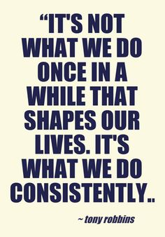 Need some #motivation ? What about help with #consistency ?  http://team-4-hire.com