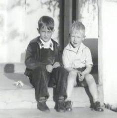 Young James Dean