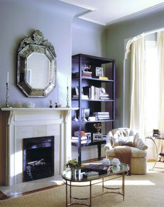 6. A statement mirror. Why stick with a plain frame when you can choose Venetian glass, a giant leaning gold leaf mirror or a sunburst shape...