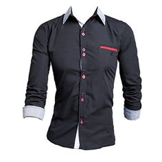 Herren Casual Freizeit Hemd Business Shirt,46 black Fashion Season http://www.amazon.de/dp/B00OK4TOK4/ref=cm_sw_r_pi_dp_caJrub0YSFTBX