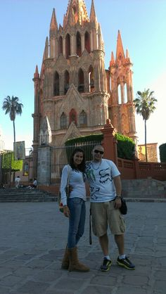 Iglesia San Miguel Allende