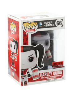 I need to get this one ASAP, Funko DC Comics Pop! Harley Quinn Vinyl Figure