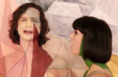 Somebody that I used to know by Gotye. Love this song :)
