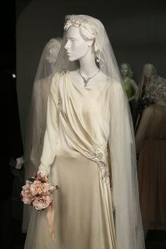 Downton Abbey - Lady Edith's Wedding Dress