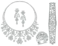 MOUAWAD - Flower Of Eternity Collection