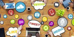Die Infografik fasst die Do's and Dont's der Social Media Etiquette zum Agieren auf den populären Kanälen für soziale Medien zusammen