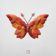 Natura Insects Montreal-based fashion designer and creative Raku Inoue continues his Natura Insects series with a focus on brilliantly colored moths and butterflies. The delicate insects were created from seasonal leaves and blooms, with pastel...