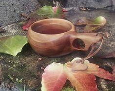 kuksa Moscow Mule Mugs, Scandinavian, Traditional, Tableware, Handmade, Travel, Dinnerware, Hand Made, Tablewares