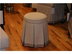 Shop For Vanguard Factory Outlet Vanity Stool By Vanguard Furniture,  V21K VS, And