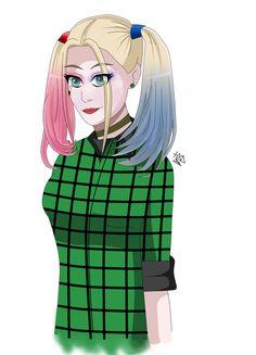 Modern Harley Quinn