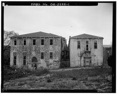 Southern Ohio Lunatic Asylum, 2335 Wayne Avenue, Dayton, Montgomery County, OH; documented after 1933 Abandoned Ohio, Abandoned Asylums, Abandoned Buildings, Abandoned Places, Midwest City, Insane Asylum, Dayton Ohio, Weird World, Wonderful Places