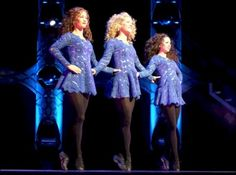 Lord of the Dance - this dress was the inspiration for our college Irish Dance team's costumes. So beautiful and classy!